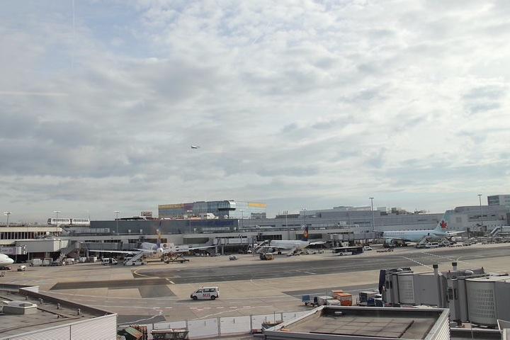 Aeropuerto Frankfurt. Foto: Vittorio Canessa