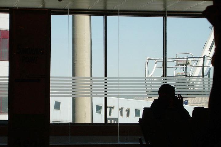 Aeropuertos de Alemania. Foto: El hombre gotera