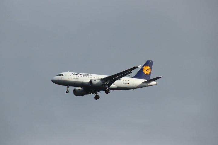 Airplane Lufthansa. Foto: Vittorio Canessa