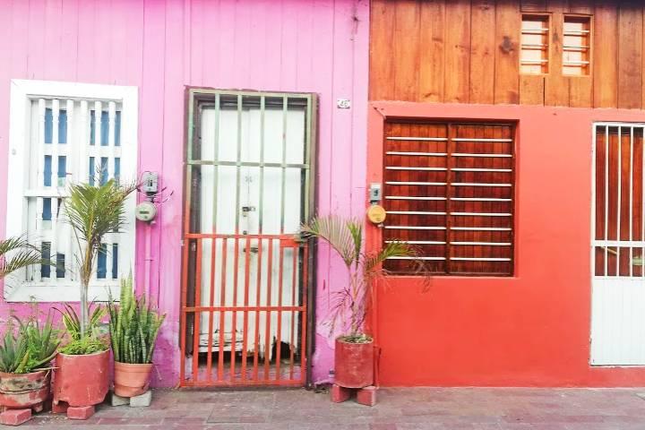 Ambiente caribeño y mexicano – Foto Luis Juárez J