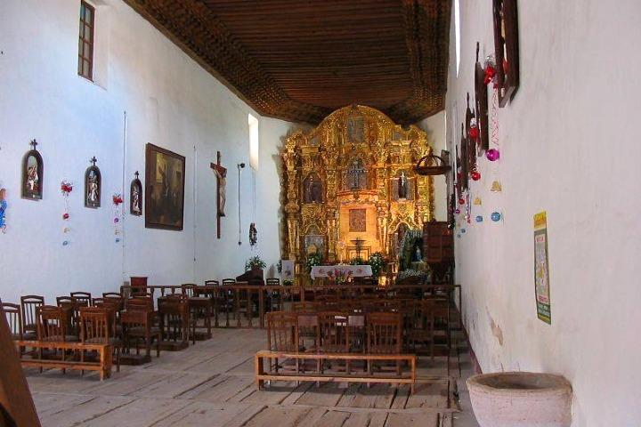 Arquitectura de las iglesias de Zacatecas. Foto Juan D. Briones Zubirla