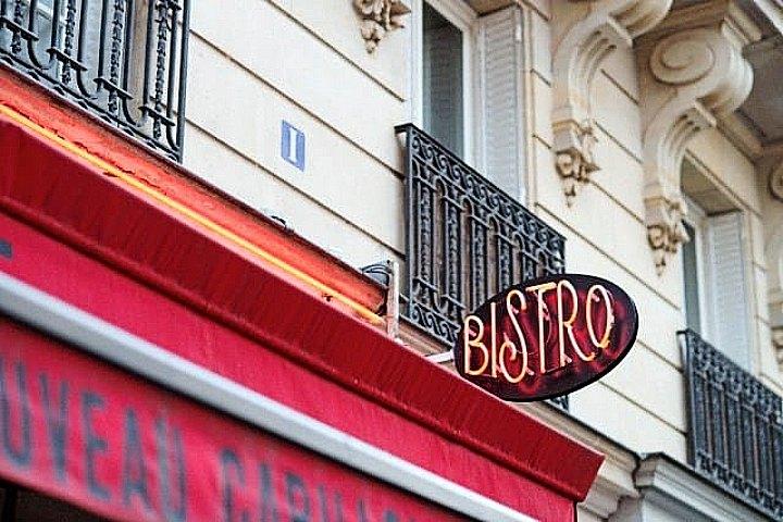 Barrio Latino en Paris. Foto: Archivo