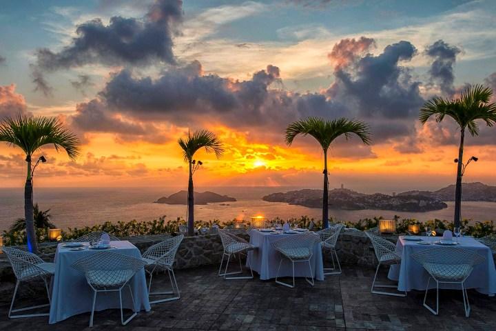 Costa de Acapulco. Foto Bellavista Restaurante Las Brisas Acapulco