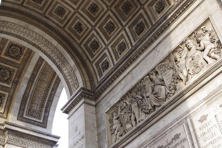El arco del Triunfo. Foto: Alejandro Moreno Calvo