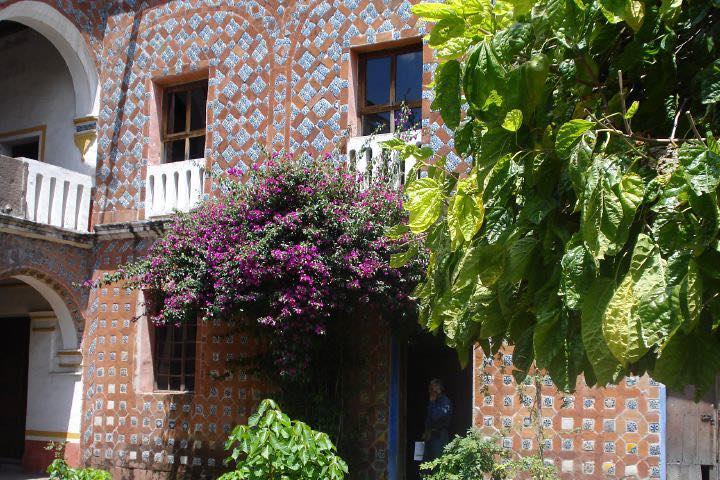 Ex convento de Santa Mónica en Puebla. Foto: keytandy