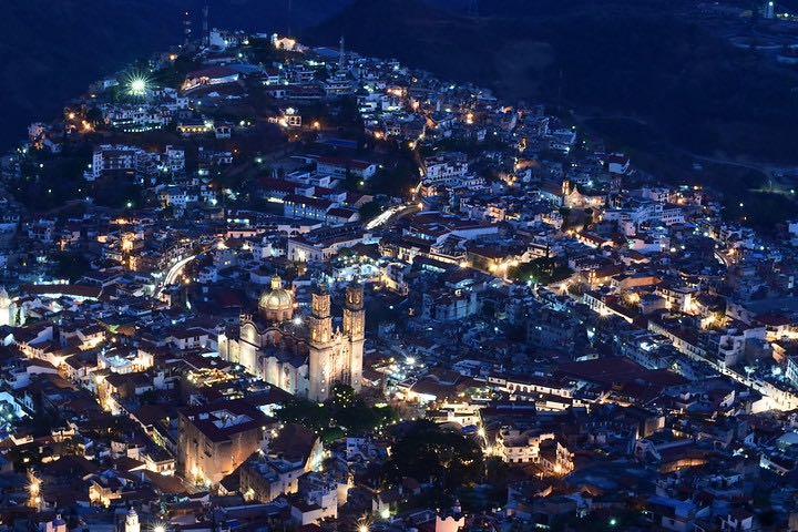Feria de la plata en Taxco. Foto: Sebas Rodríguez
