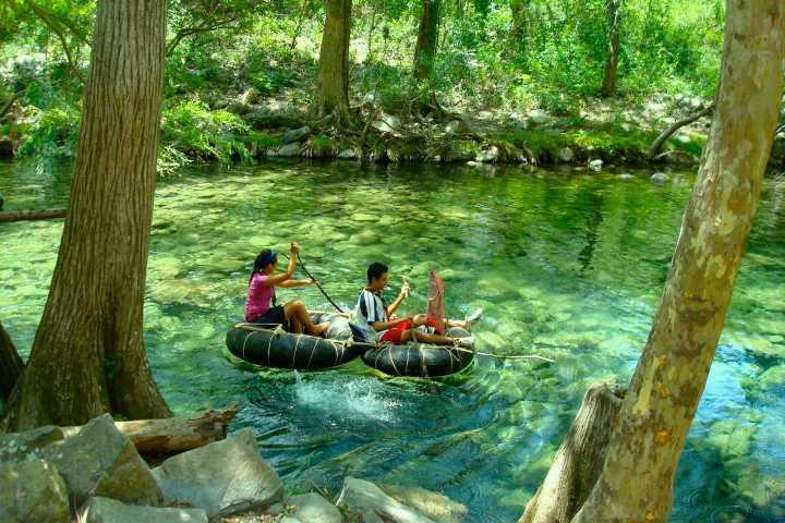 Balneario la bocatoma en Tamaulipas Foto: BalneariosMéxico