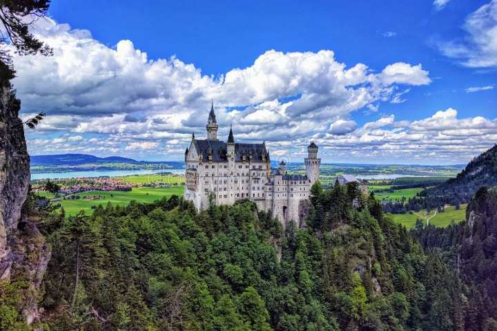 Castillos de Füssen Alemania Castillos de Füssen Alemania