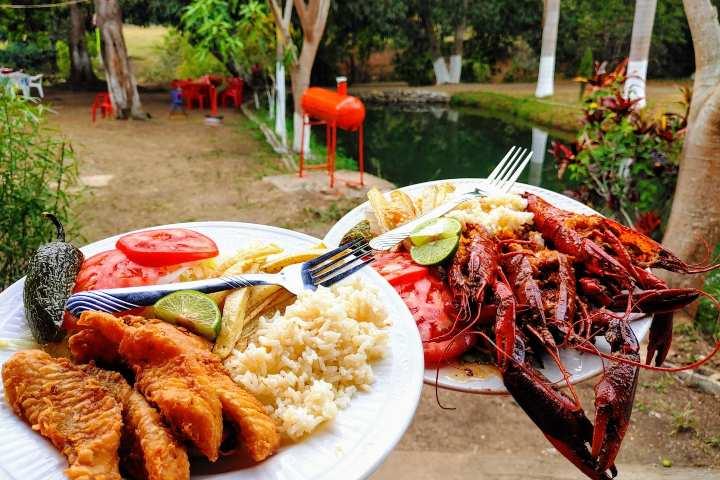 Balneario la bocatoma en Tamaulipas Foto: Fb- La Bocatoma