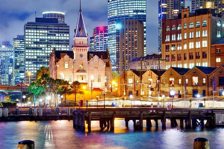 Puerto de Sydney Australia Foto: Goway Travel