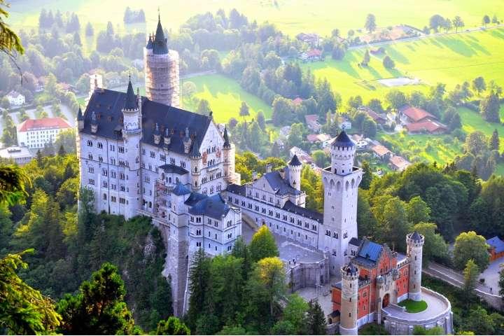 Castillos de Füssen Alemania Foto: Ocio Facilisimo