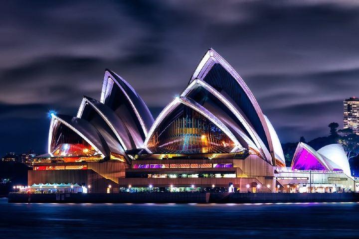 Puerto de Sydney Australia Foto: Remotetraveler