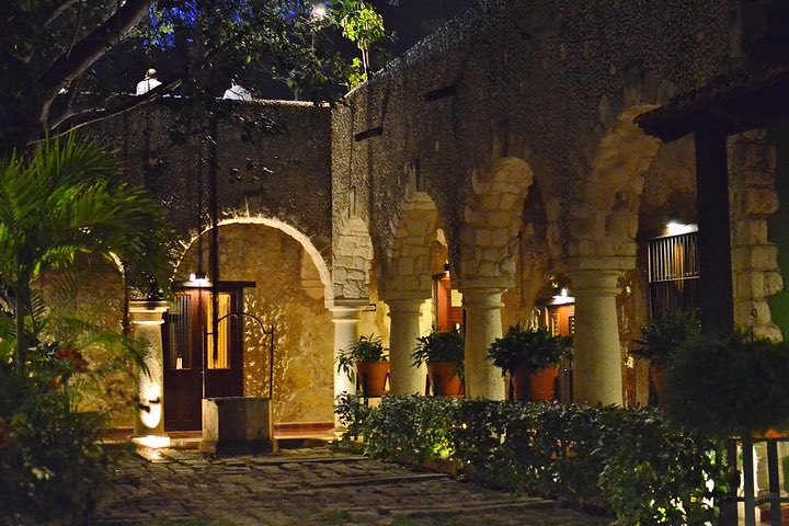 Hacienda Puerta Campeche. Foto: Bill Milligankl
