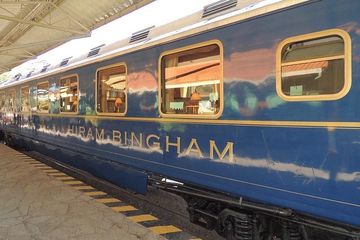 Hiram Bingham train. Foto: Craigs Travels