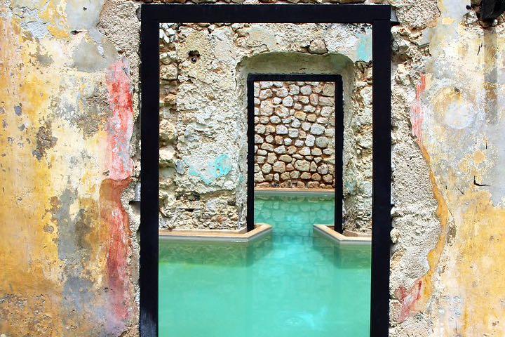 Hotel Hacienda Puerta Campeche. Foto: P L