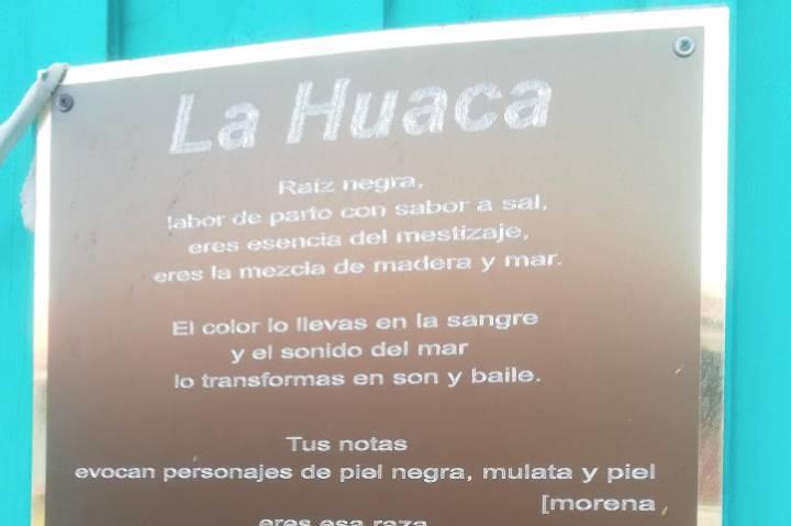 La Huaca, Veracruz – Foto Luis Juárez J