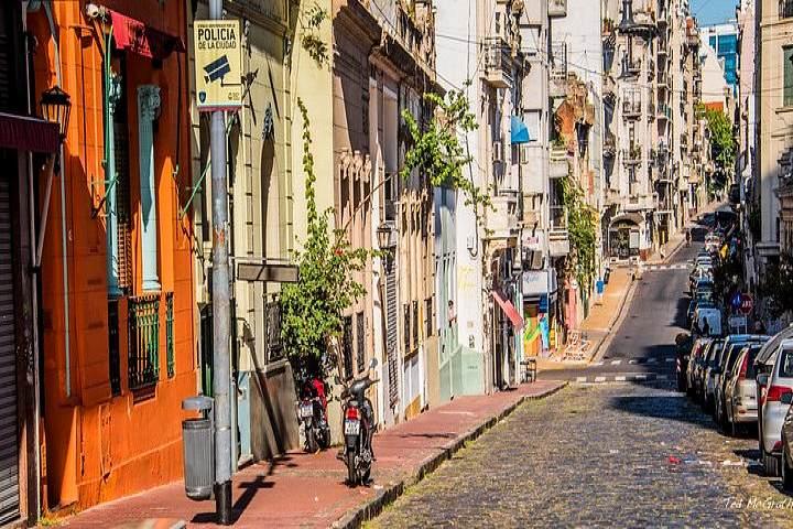 Viaje de chicas por Buenos Aires. Foto Archivo