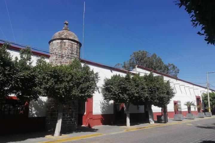 Torreón y Teatro Gante – Foto Luis Juárez J.