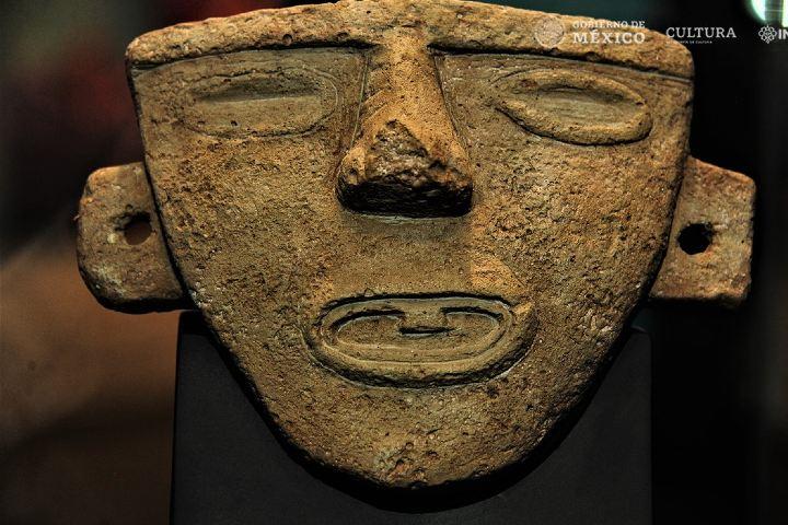 Zona arqueológica el cerrito en Querétaro. Foto: INAH