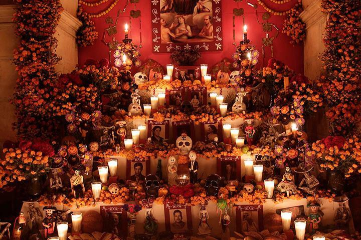 altar-muertos-xcaret