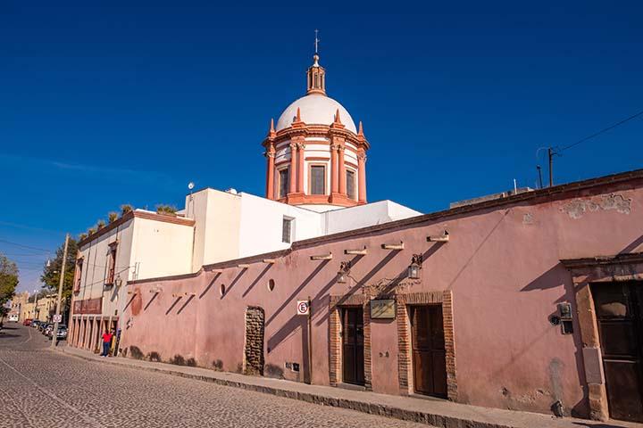 Mexico – Mineral de Pozos