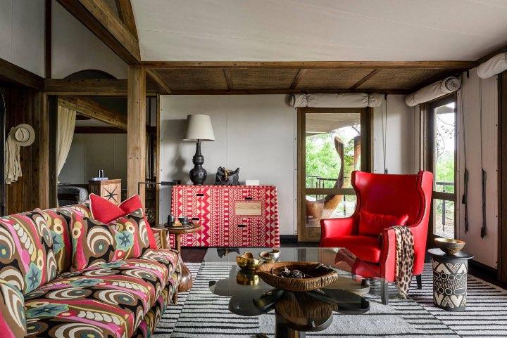 ¿Quién no querría hospedarse en una habitación cómo esta? Foto: Archivo