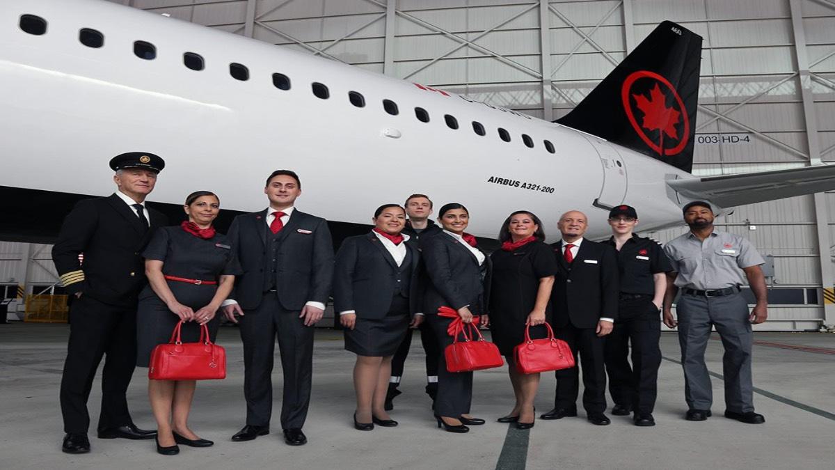 Air Canada recibe un reconocimiento por su inclusión a la diversidad. Foto: Archivo