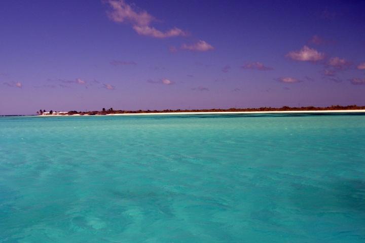 El contraste de colores de Anageda deleitará las pupilas de quien lo visite. Foto: WordPress