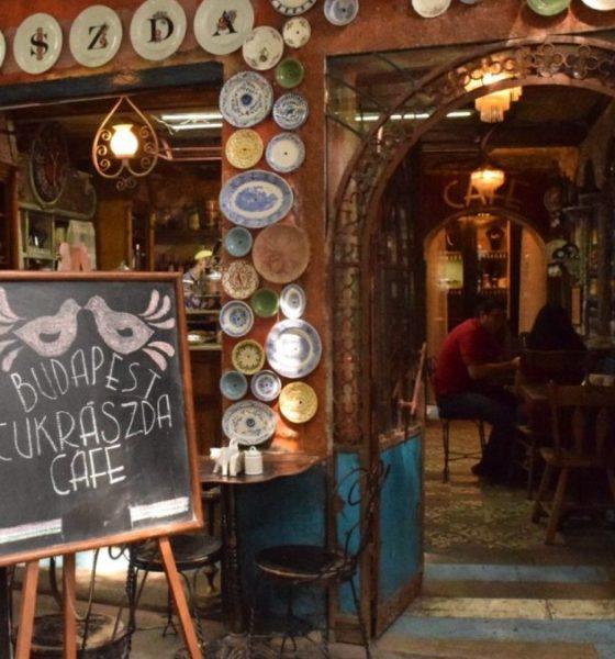 Budapest Café Cukrászda de la Condesa. Foto: Archivo