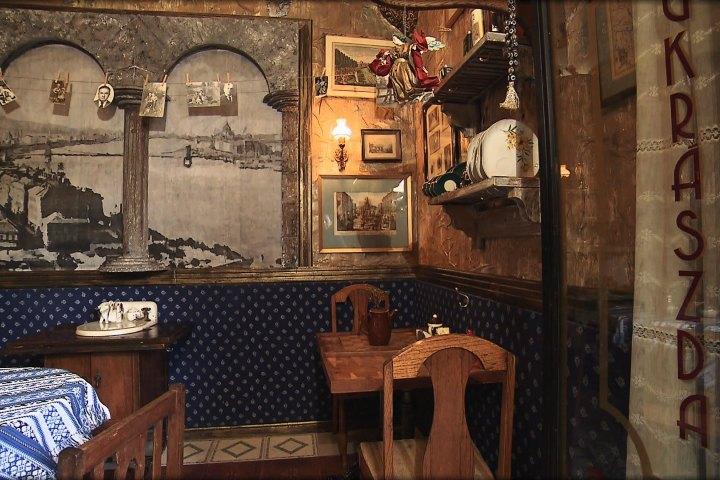 Este café te transporta a las viejas tierras húngaras. Foto: Mx City