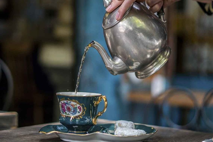 Aquí disfrutarás de un té con gran aroma y excelente sabor. Foto: Dónde Ir