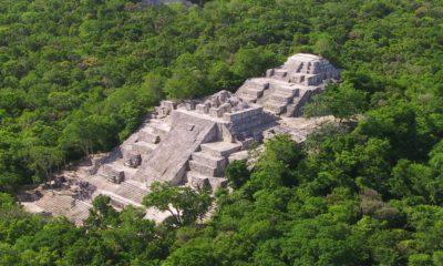 Calakmul, la tierra secreta de Campeche. Foto: Archivo