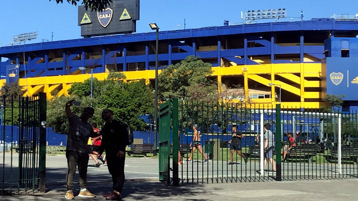 Conoce los 7 sitios imperdibles que tiene que visitar todo amante del fútbol en su viaje a Buenos Aires. Foto: Vera Celentano Venturini