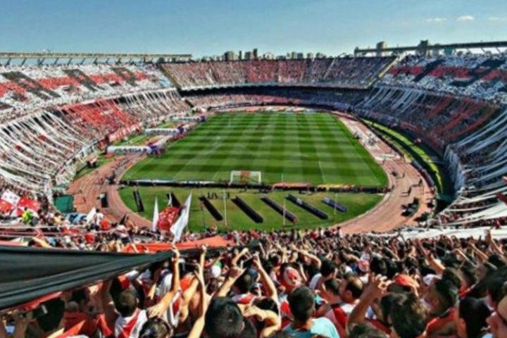 El Monumental del River Plate es uno de los sitios imperdibles del fútbol en Buenos Aires. Foto: Archivo