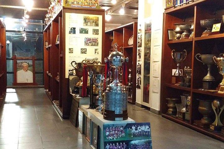 El Museo Jacobo Urso es uno de lo sitios imperdibles en Buenos Aires para los amantes del fútbol. Foto: Archivo