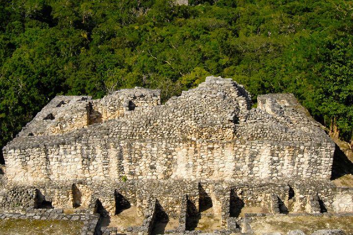 El gran tesoro que oculta Campeche es Calakmul. Foto: INAH