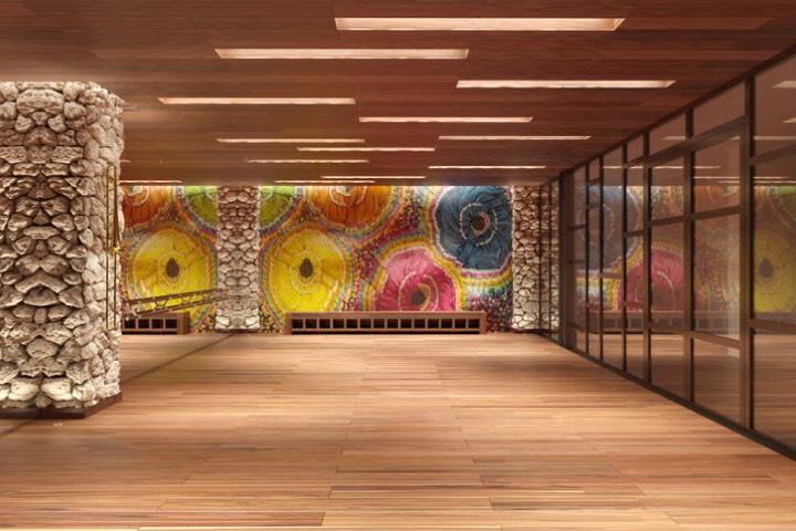En los Centros de Convenciones puedes organizar grandes eventos. Foto: Hotel Xcaret Arte