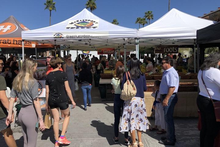 Famers Markets de Arizona. Foto: Arizona The News