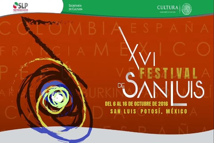 Festival de San Luis. Foto Archivo
