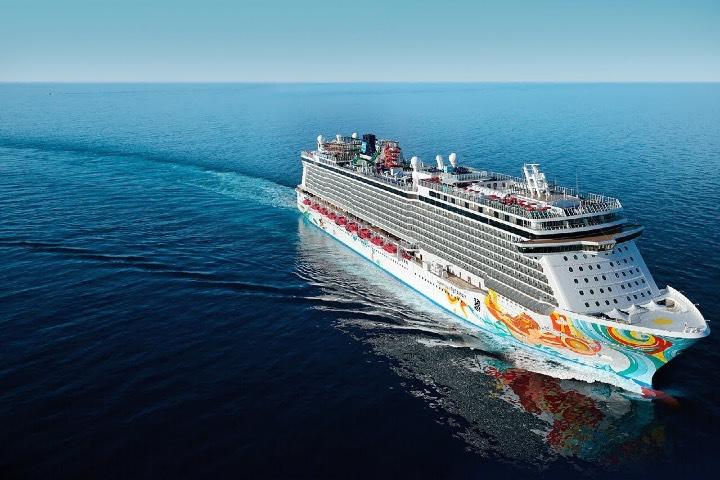 Gateway de Norwegian. Foto: Norwegian Cruise Line
