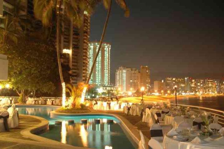 Holiday Inn Resort Acapulco puede ser el lugar perfecto para tu evento. Foto: Archivo