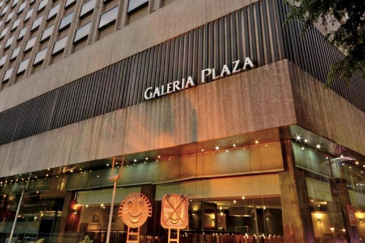 Hotel Galería Plaza Reforma. Foto: Booking