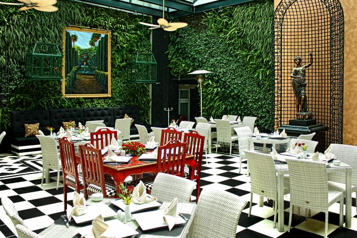 Hotel Geneve CD de Mexico ¡Disfruta de la temática ajedrecista! Foto: Archivo