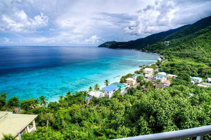 Islas Vírgenes Británicas - Tórtola. Foto: Glamoing Hub