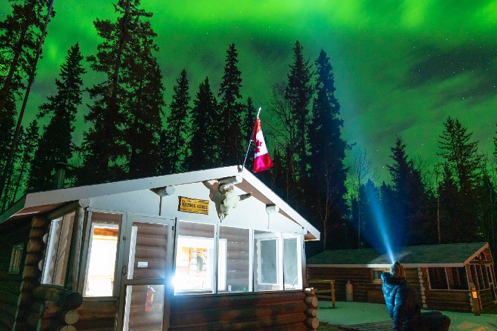 La experiencia que te da Canadá es única. Foto: Nick Fitzhardinge