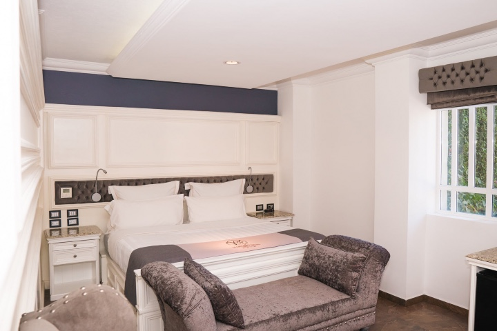 Las suites son cómodas y te permiten disfrutar de tu estancia. Foto: Archivo