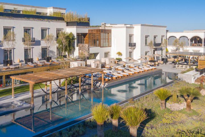 Live Aqua Urban Resort San Miguel de Allende. Foto: Archivo