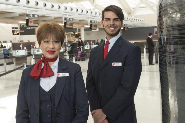 Lo que hace Air Canada con la inclusión a la diversidad ¡Es fantástico! Foto: Hosteltur