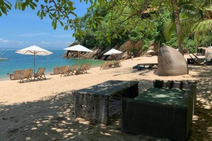 Majahuitas es uno de los mejores clubes de playa de Puerto Vallarta. Foto: Archivo