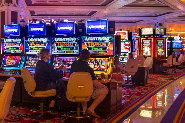 Las máquinas son tal vez el mito y leyenda más famoso de los casinos de Las Vegas. Foto: El Tiempo